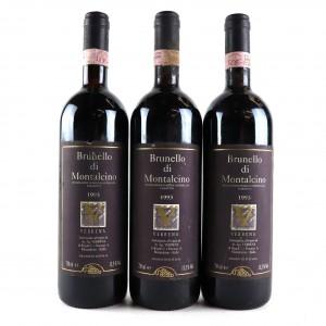 Verbena 1993 Brunello di Montalcino 3x75cl