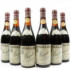 G.Rinaldi 1975 Barolo 6x75cl