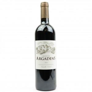 Ch. Argadens 2015 Bordeaux Superieur