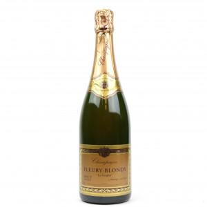 Fleury-Blondy Le Goulot Brut Rosé NV Champagne