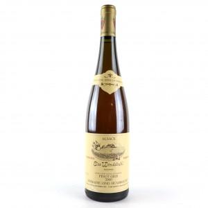 Dom. Zind Humbrecht Clos Windsbuhl Vendange Tardive Pinot Gris 2000 Alsace