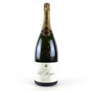 Pol Roger 1990 Vintage Champagne 150cl