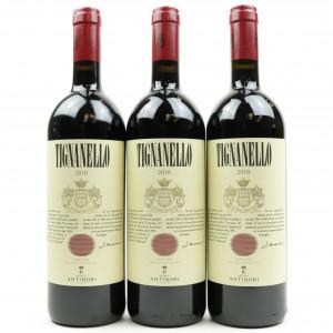 Tignanello 2010 Tuscany 3x75cl