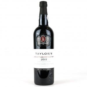 Taylor's 2011 LBV Port
