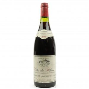 Dom. De La Vieille Julienne 1992 Côtes-Du-Rhône