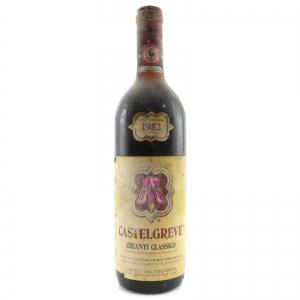 Castelgreve 1982 Chianti Classico