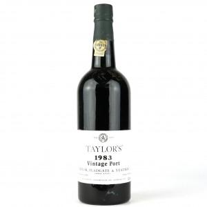 Taylor's 1983 Vintage Port