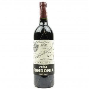 Viña Tondonia 2006 Rioja Reserva