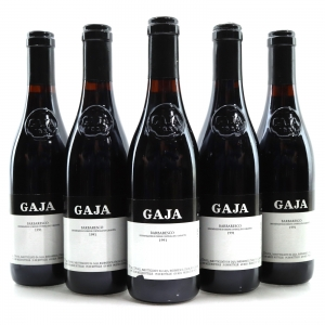 Gaja 1991 Barbaresco 5x37.5cl
