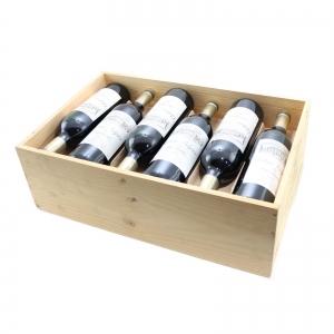 Ch. Belgrave 2001 Haut-Medoc 5eme-Cru 12x75cl / Original Wooden Case