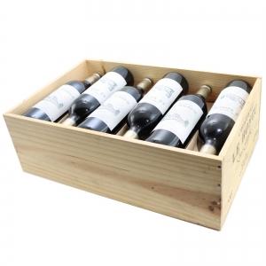 Ch. Le Boscq 2001 St-Estephe 12x75cl / Original Wooden Case