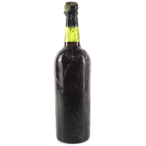 Mystery Bottle 1922 / Believed to be Vintage Port