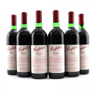 Penfolds Grange 1986 South Australia 6x75cl