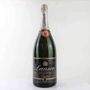 Lanson Brut NV Champagne 150cl / Manchester United