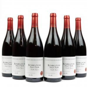 Maison Roche De Bellene Vieilles Vignes Pinot Noir 2016 Bourgogne 6x75cl