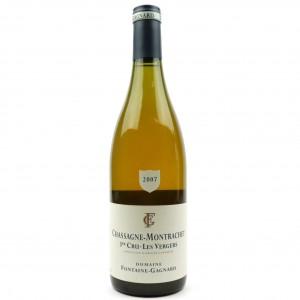 Dom. Fontaine-Gagnard Les Vergers 2007 Chassagne-Montrachet 1er-Cru