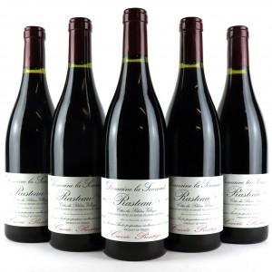 Dom. La Soumade Cuvée Prestige 2001 Cotes Du Rhone Villages Rasteau 5x75cl