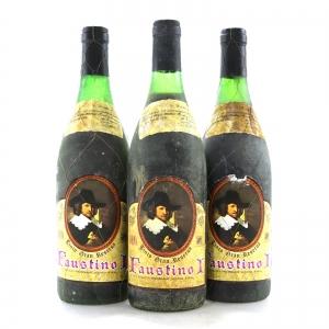 Faustino I 1964 Rioja Gran Reserva 3x75cl