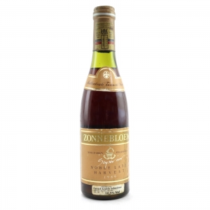 Zonnebloem Superior Noble Late Harvest 1989 Stellenbosch 37.5cl
