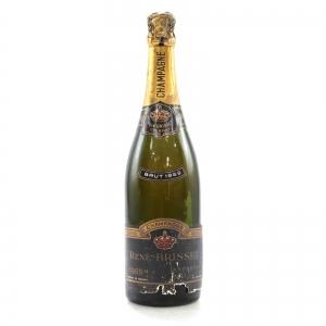 Brisset 1969 Vintage Champagne