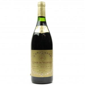 Conde De Valdemar 1994 Rioja Gran Reserva
