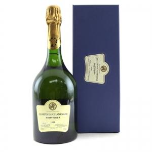 Taittinger Comtes de Champagne 1996 Blanc De Blancs
