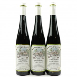 Lorenzhofer Riesling Eiswein 1995 Mosel 3x50cl