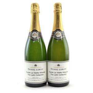 Duval-Leroy Cuvee La Vieille Alliance Brut NV Champagne 2x75cl
