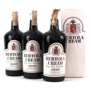 Bertola Cream Sherry / 3 Bottles
