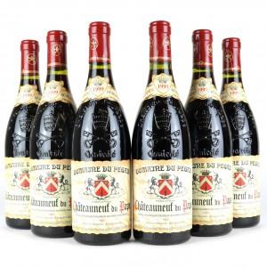 Dom. Du Pegau Cuvée Réservée 1999 Chateauneuf-Du-Pape 6x75cl