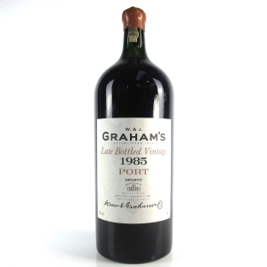 Graham's 1985 LBV Port 6L