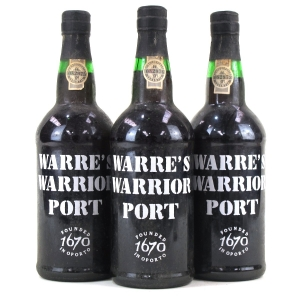 Warre's Warrior Port 3x70cl
