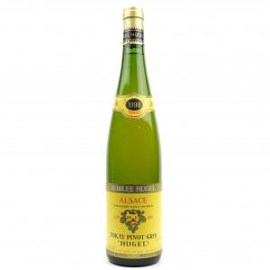 Hugel Jubilee Tokay Pinot Gris 1998 Alsace