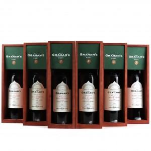 Graham's Malvedos 2001 Vintage Port 6x75cl