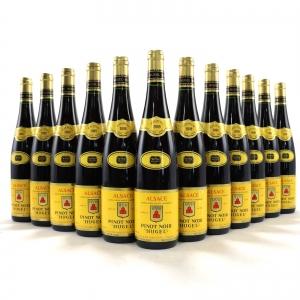 Hugel Pinot Noir 2009 Alsace 12x75cl