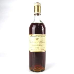 Ch. d'Yquem 1954 Sauternes 1er-Cru-Superior