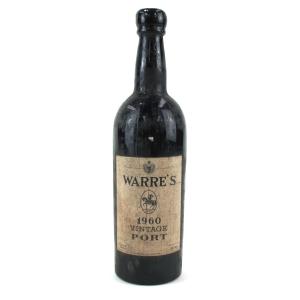 Warre's 1960 Vintage Port