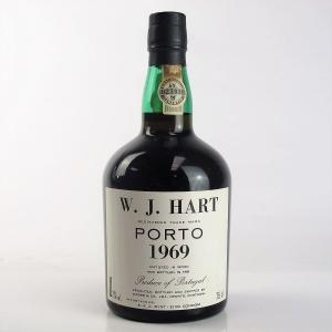 W.J. Hart 1969 Port