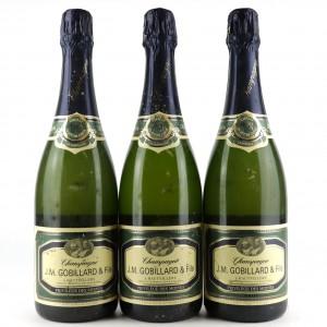 Gobillard Privilege Des Moines Brut NV Champagne 3x75cl