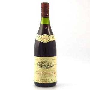 G.Belicard 1991 Moulin-A-Vent