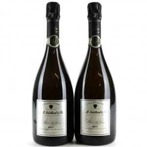 Gobillard Blanc De Noirs Brut NV Champagne 2x75cl