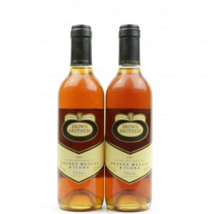 Brown Brothers Orange Muscat & Flora Late Harvest 2005 Victoria 2x37.5cl