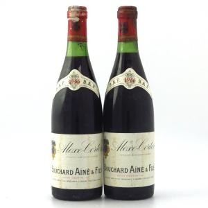Bouchard 1966 Aloxe-Corton 2x70cl
