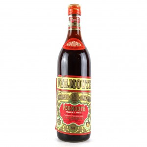 Bepmoyt Sweet Red Vermouth / Circa 1970s