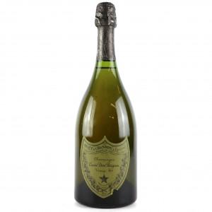 Dom Perignon 1975 Vintage Champagne