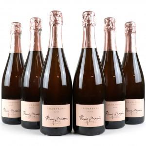 Rémy Massin Brut NV Rosé Champagne 6x75cl