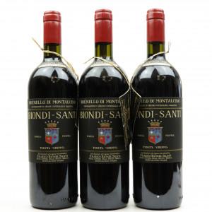 Biondi-Santi 1998 Brunello di Montalcino 3x75cl