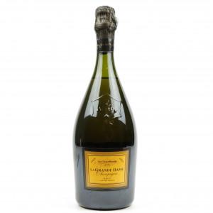 Veuve Clicquot Ponsardin La Grande Dame Brut 1989 Vintage Champagne
