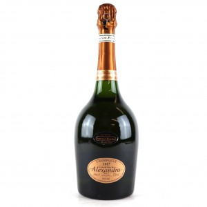 Laurent-Perrier Alexandra Rose 1997 Vintage Champagne