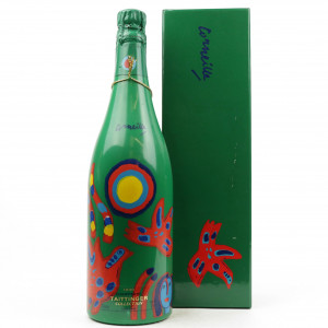 Taittinger Collection 1990 Vintage Champagne / Corneille
